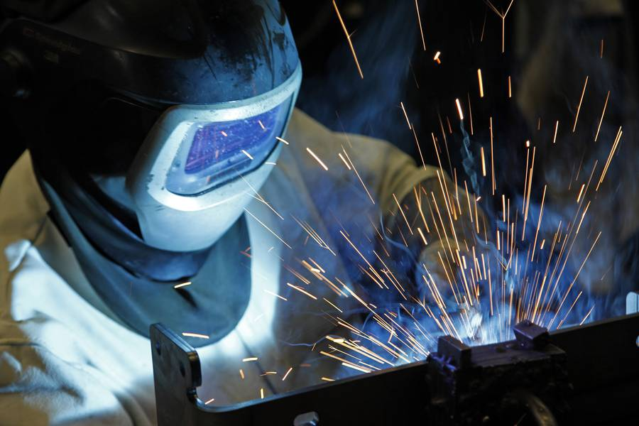 Welding technology at Bechtold GmbH